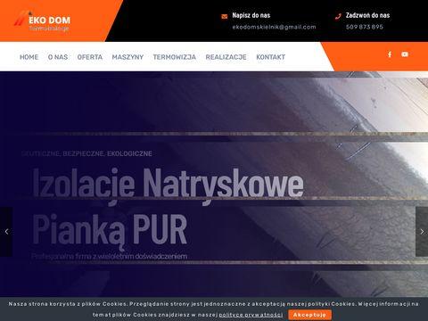 Izolacjapianka.com.pl ocieplanie Tczew