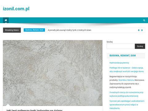 Izonil.com.pl hydroizolacja