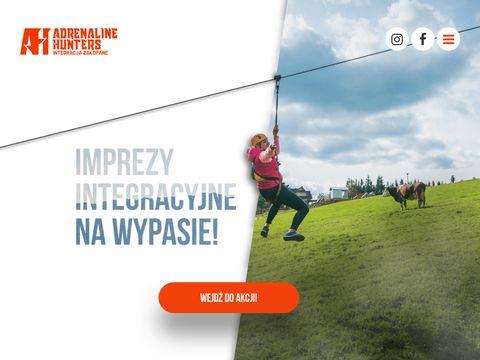 Integracjazakopane.pl dla firm