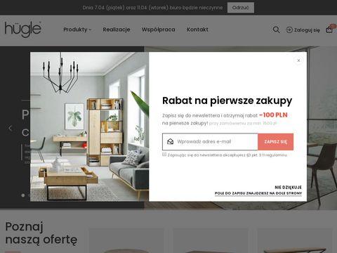 Hugle.pl meble dla firm