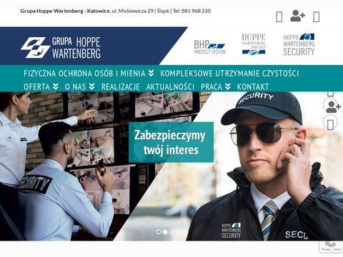 Hoppe-wartenberg.pl firma sprzątająca Katowice