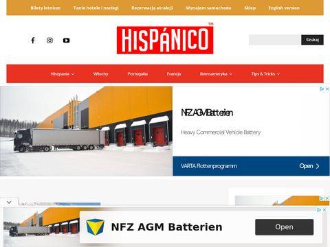 Hispanico.pl Hiszpania i Iberoameryka