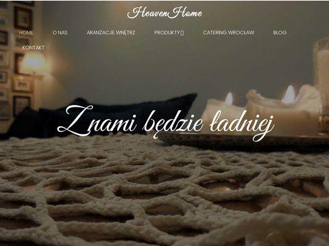 Heavenhome.pl - projektowanie wystrojów
