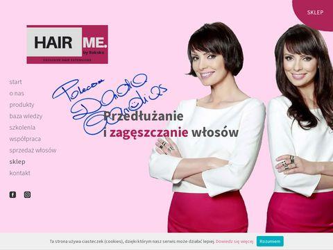 Hairme.pl clip-in włosy
