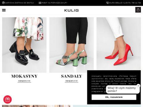 Kulig.pl buty damskie i męskie online