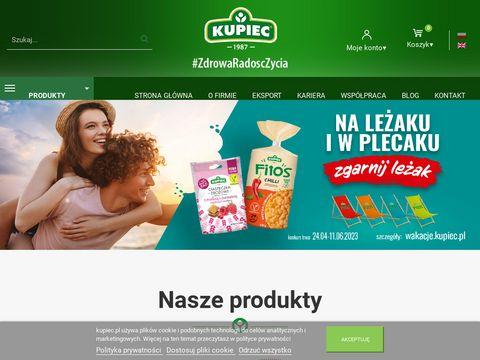Kupiec.pl owsianka z owocami i nie tylko