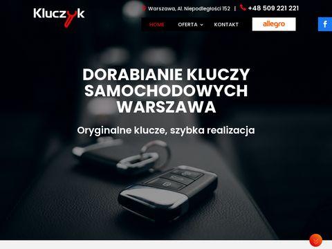 Kluczyk.com.pl pomoc w razie zgubienia
