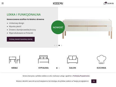 Kodemii.com skandynawski wystrój