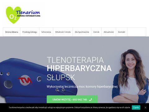 Komorahiperbaryczna.slupsk.pl