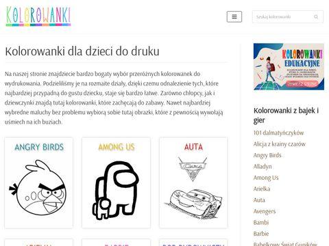 Kolorowanki.info.pl do druku