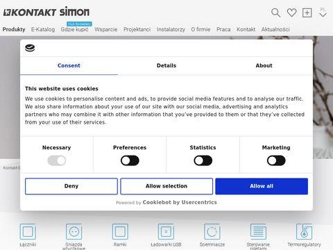 Kontakt-simon.com.pl oprawy izolacyjne