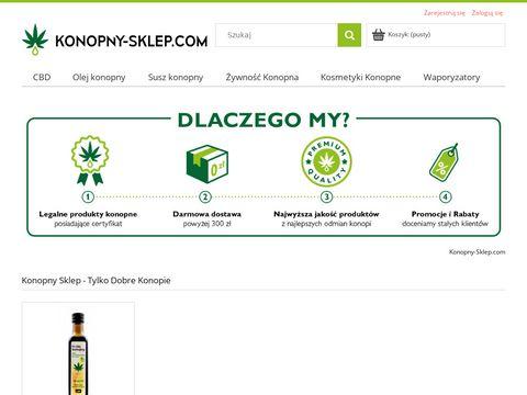 Konopny-sklep.com