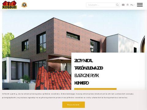 Kosbud.com.pl materiały budowlane