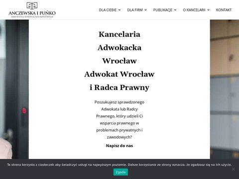 Kancelariaea.pl Anczewska Puńko