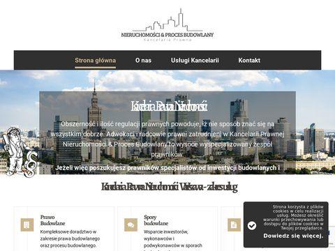 Kancelaria-dybka.pl radca prawny nieruchomości