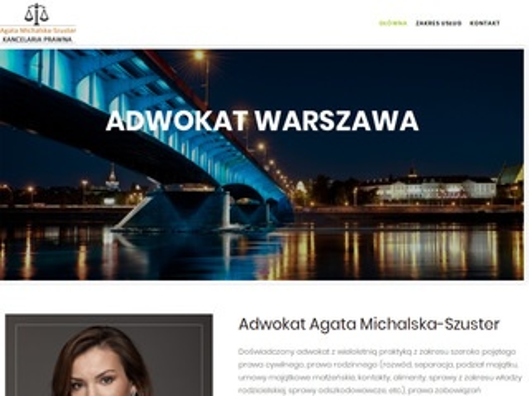 Kancelaria-szuster.pl adwokacka Warszawa