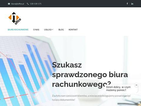 Jtoffice.pl usługi księgowe Gdańsk