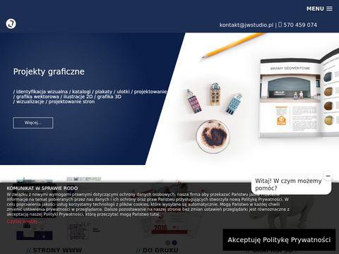 JW Studio - biuro graficzne