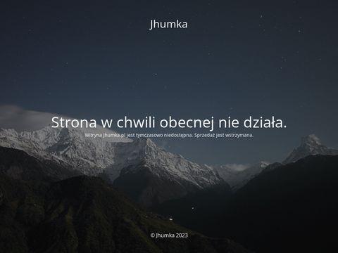 Jhumka.pl biżuteria indyjska