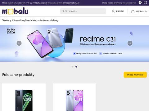 Mobalu.pl sklep z akcesoriami do telefonów