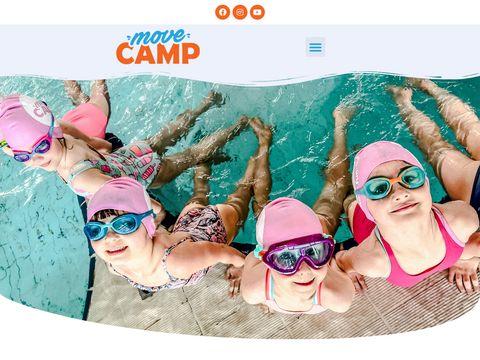 Movecamp.pl instruktorzy pływania