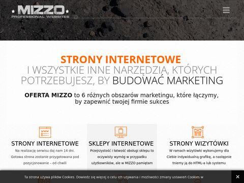 Mizzo.pl strony internetowe Warszawa