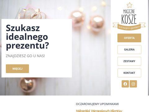 Paczki delikatesowe - magiczne-kosze.pl