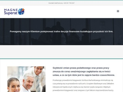 Magnesuperat.pl biuro podatkowe Ostrów