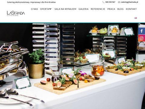 Lastrada.pl usługi cateringowe