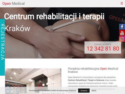 Openmedical.pl centrum rehabilitacji