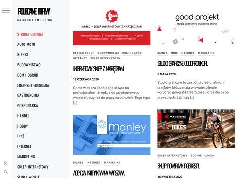 Ogrodzenia-brygada99.pl katalog firm