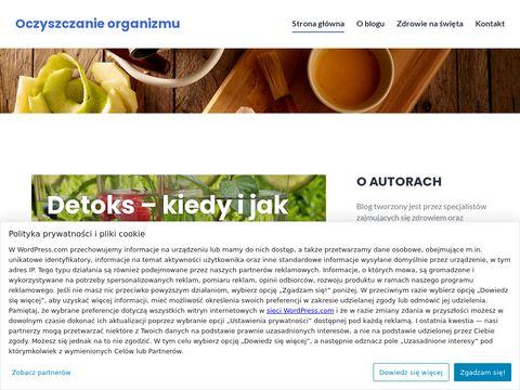 Oczyscswojorganizm.wordpress.com