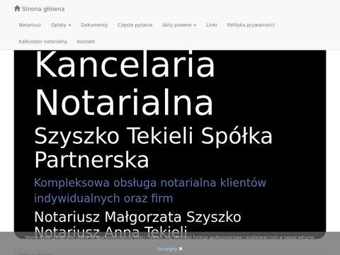 Notariusz-wroclaw.pl kancelaria