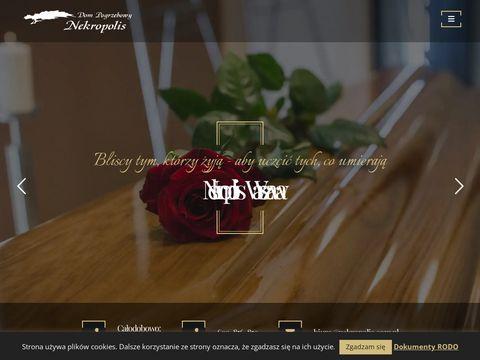 Nekropolis.com.pl zakład pogrzebowy