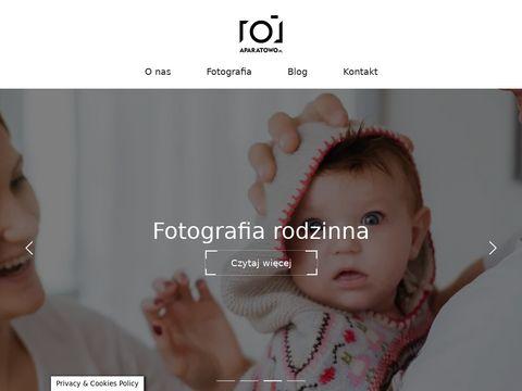 Aparatowo.pl fotografia ślubna