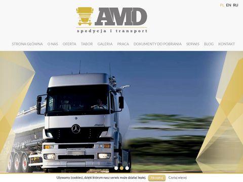 Amd.bialystok.pl transport