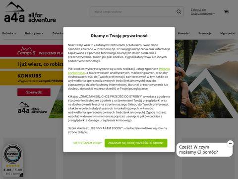 All4active.pl - obuwie sportowe i odzież