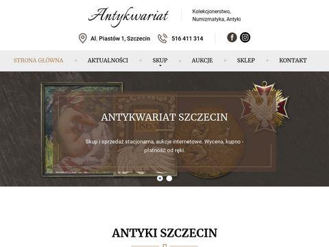 Antyki-synopsis.pl Szczecin