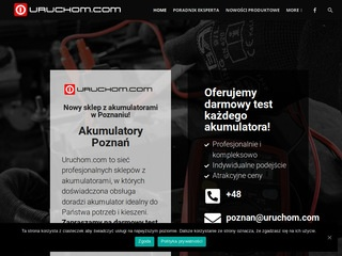 Aku-poznan.pl sklep z akumulatorami