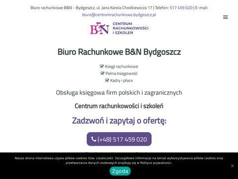 B&N biuro rachunkowe Bydgoszcz
