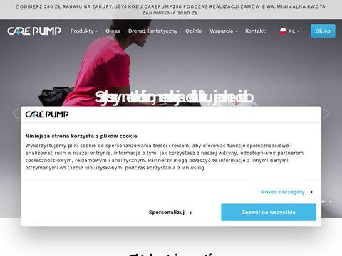 Carepump.pl presoterapia