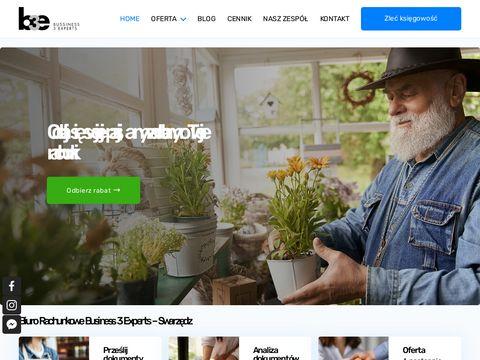B3e.com.pl biuro rachunkowe Business 3 Experts