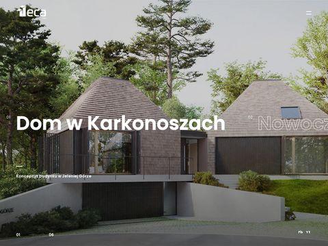 ECA Design kompleksowa budowa domów