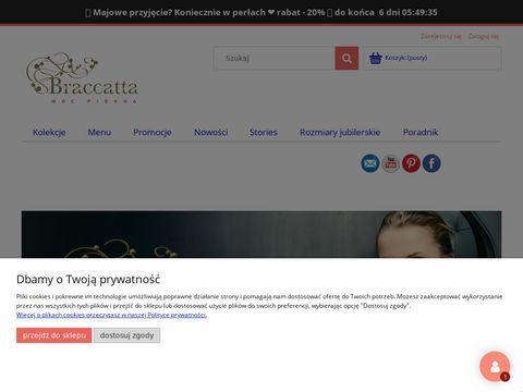 Braccatta.com biżuteria srebrna