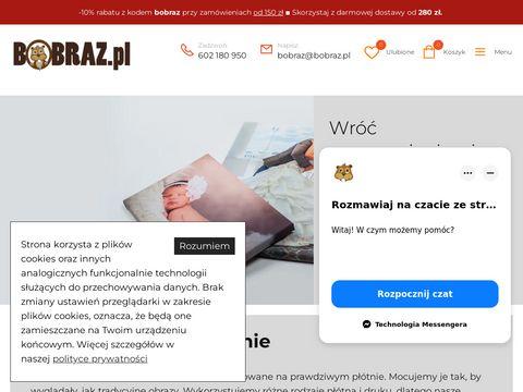 Bobraz.pl obraz ze zdjęcia