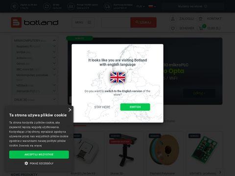 Botland.com.pl sklep z elektroniką