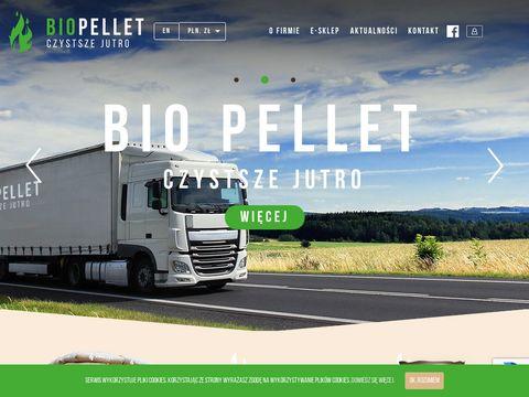 Biopellet.pl drzewny najlepsza cena