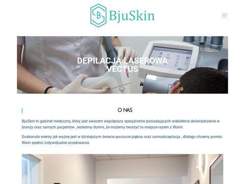 Bjuskin.pl - kriolipoliza Łódź