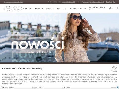 Eyeforfashion.pl ekskluzywna moda damska E4F