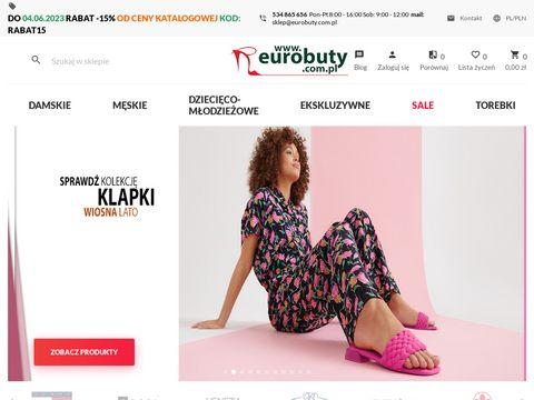 Eurobuty.com.pl wygodne obuwie dla każdego